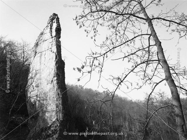 Ilam Rock, Dovedale