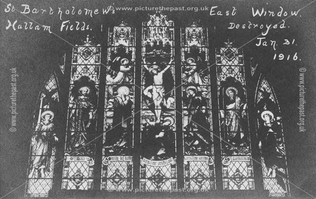 St Bartholomew's Church, Hallam Fields