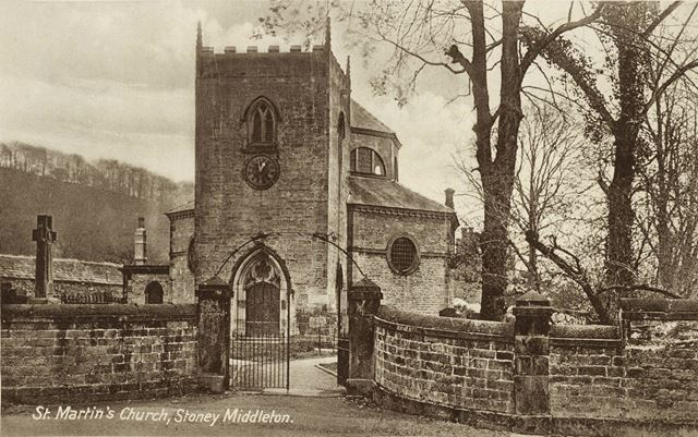 St Martin's Church, Stoney Middleton
