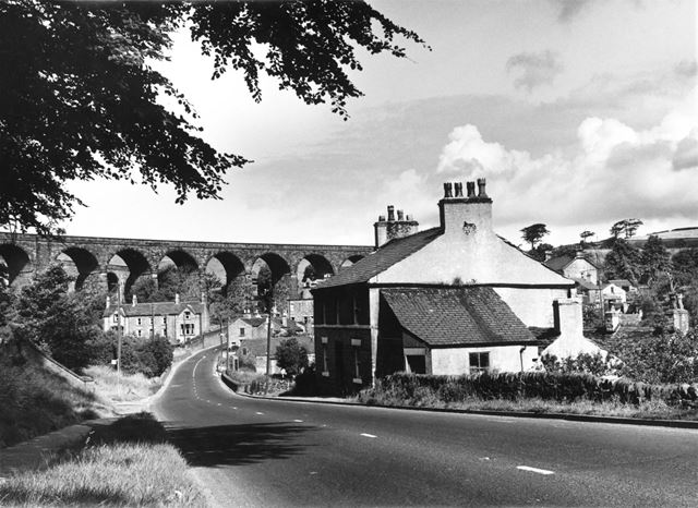 Chinley viaduct