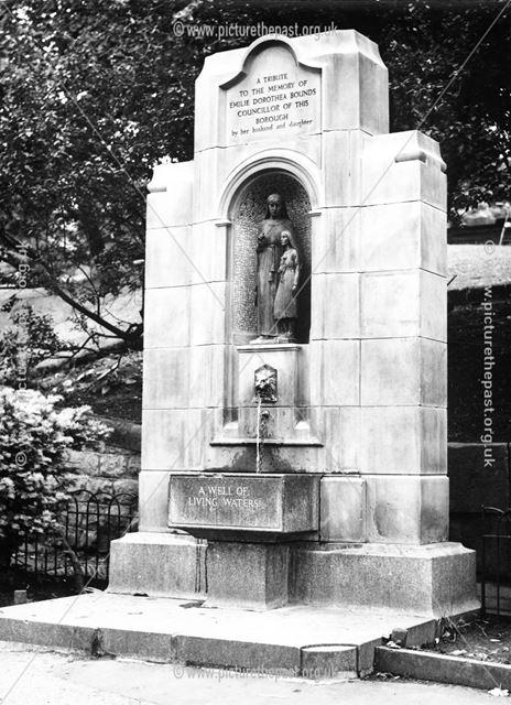 Buxton Memorial Well
