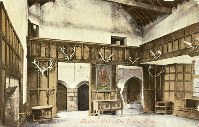 Haddon Hall Dining Room