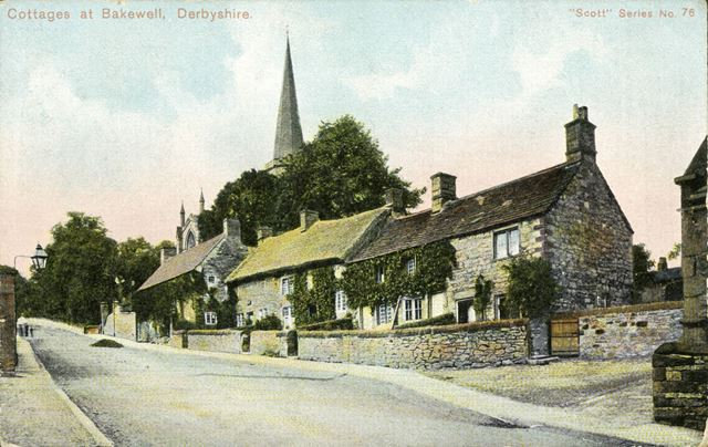 Cottages at Bakewell