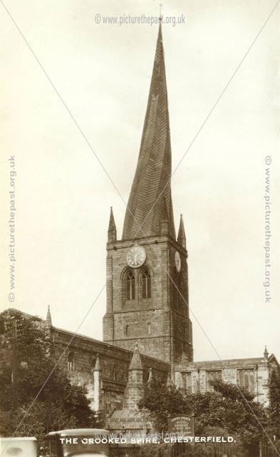 Parish Church - crooked spire