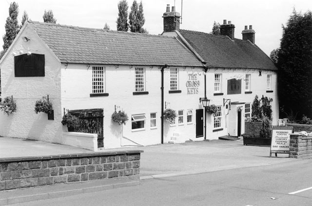 The Cross Keys Inn, Turnditch