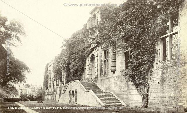 Bolsover Castle Ruins