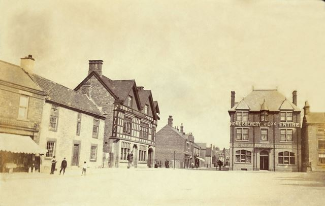 The Cross Keys and Cavendish Hotels, Bolsover