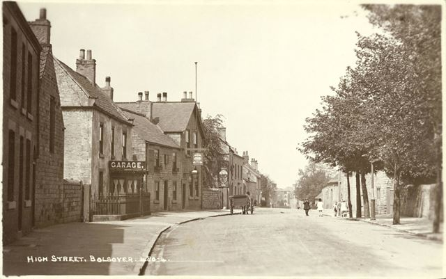 High Street, Bolsover