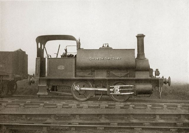 Moira Colliery Company engine