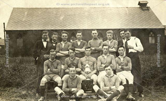 Holmewood Mission Football Team
