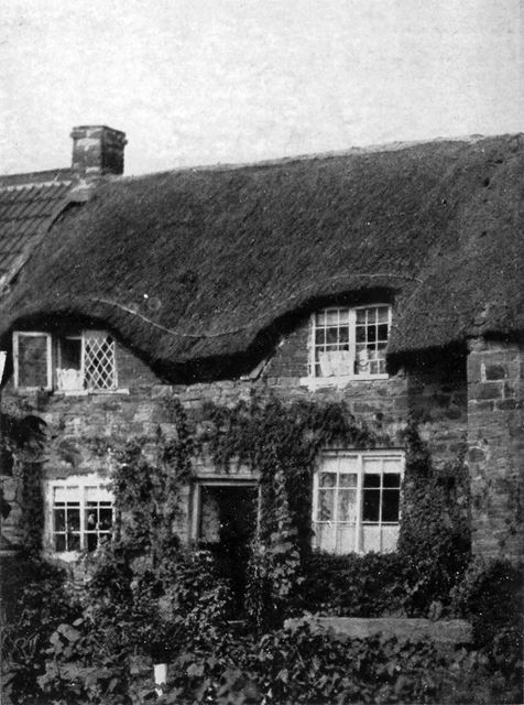 The Home of Jedediah Strutt, Newton, c 1920s