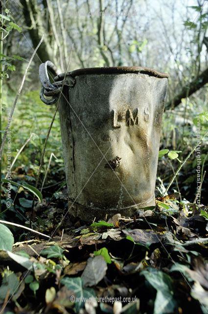 LMS Railway bucket