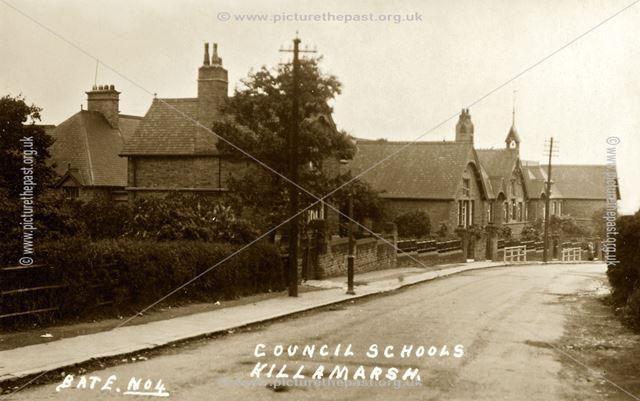 'Council Schools', Killamarsh