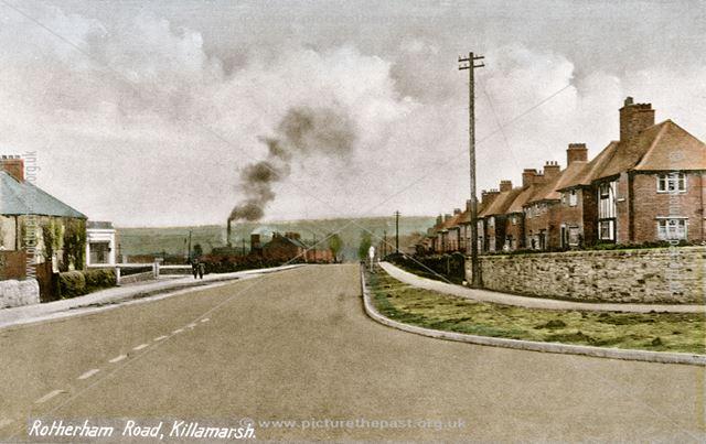 Rotherham Road