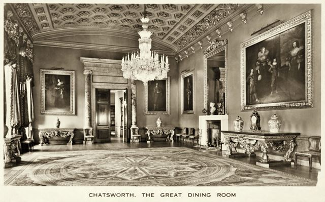 Great Dining Room, Chatsworth