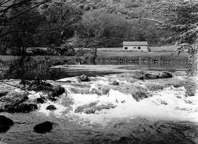 The River Wye between Monsal Dale and Ashford in the Water