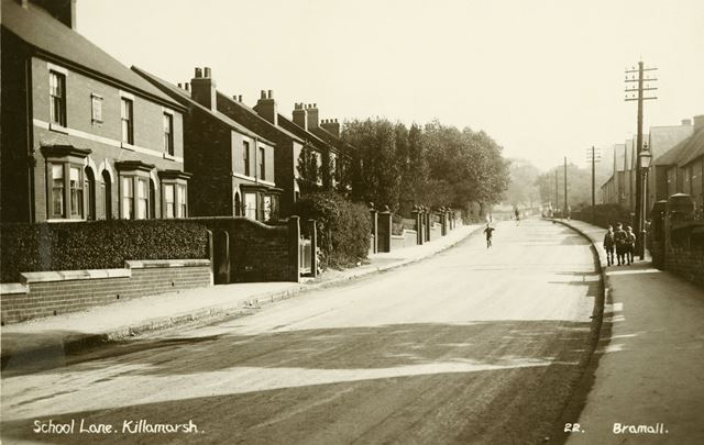 School Lane, Killamarsh