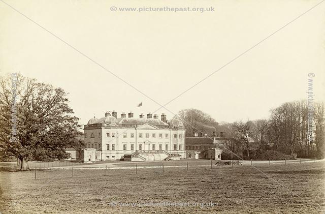 Foremark Hall