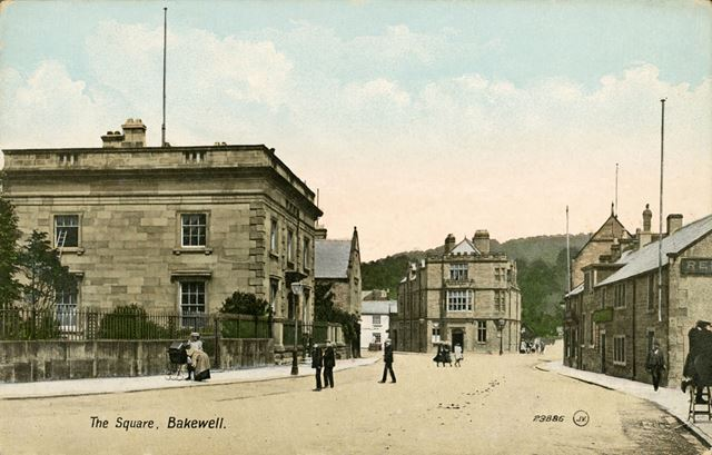 The Square, Bakewell