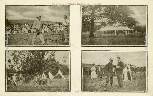 Baslow Camp - Chatsworth