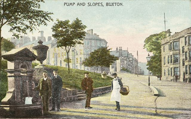 Pump and Slopes, Buxton