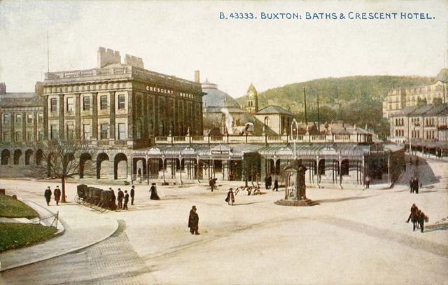 Baths and Crescent Hotel, Buxton