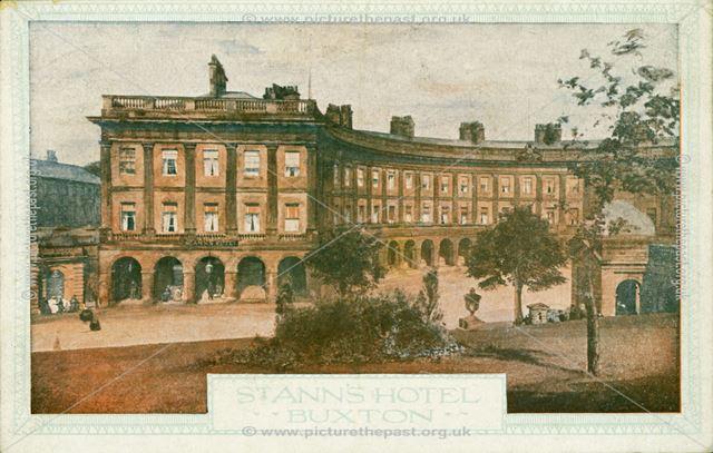 St Ann's Hotel, Buxton