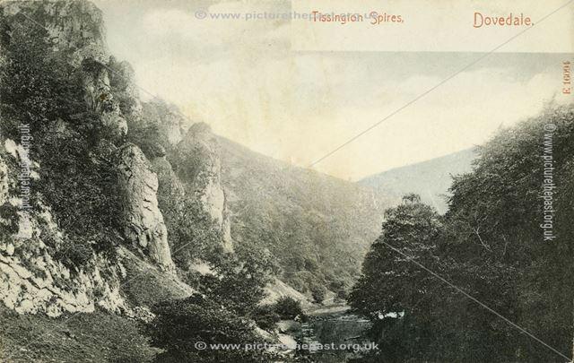Tissington Spires, Dovedale