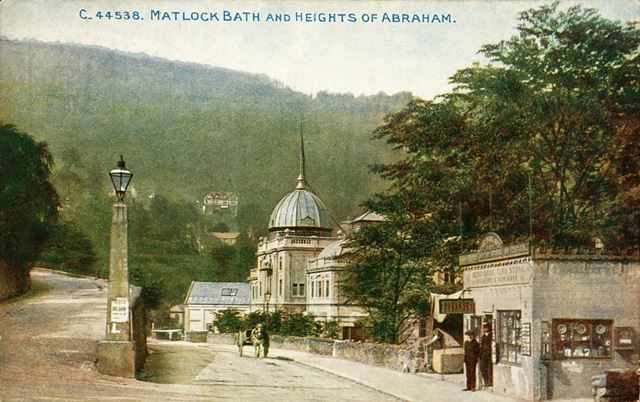 Matlock Bath and Heights of Abraham