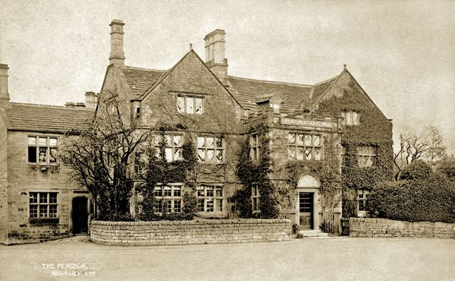 Peacock Hotel, Rowsley