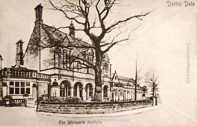 Whitworth Institute, Darley Dale