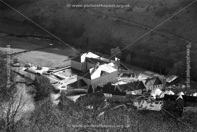 Cressbrook Mill after conversion