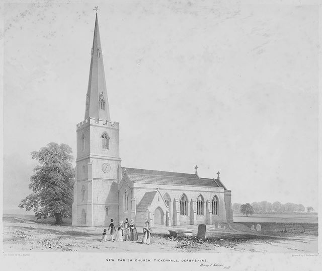 St George's Church, Ticknall