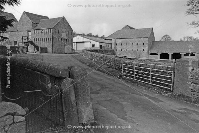 Dalley Farm Buildings, Belper