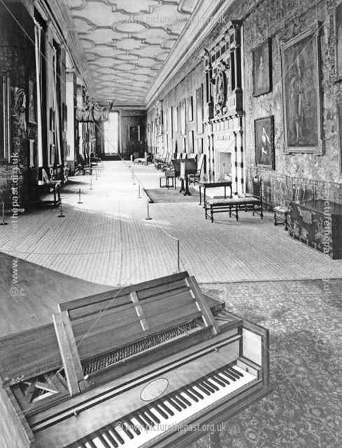 Long gallery, Hardwick Hall
