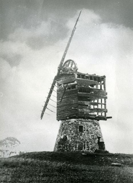 Fritchley Post Mill