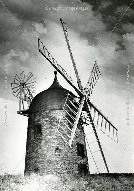 Heage Windmill after restoration