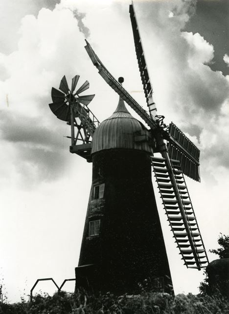 Tower Windmill at North Leverton