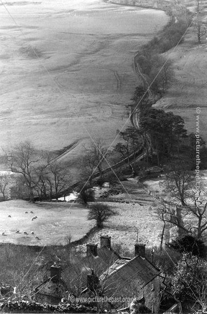 Pilsbury Grange cottages