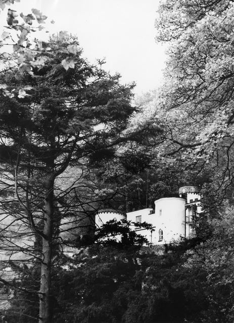 Turreted house, Heights of Abraham, Matlock Bath