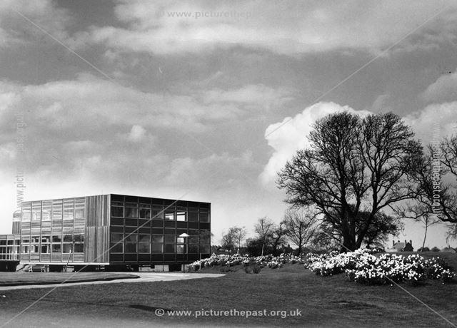 Benjamin Outram School, Ripley