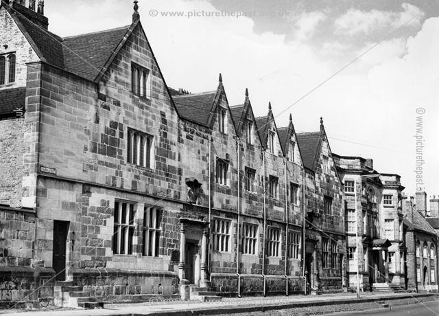 The Elizabethan Grammar School, Ashbourne