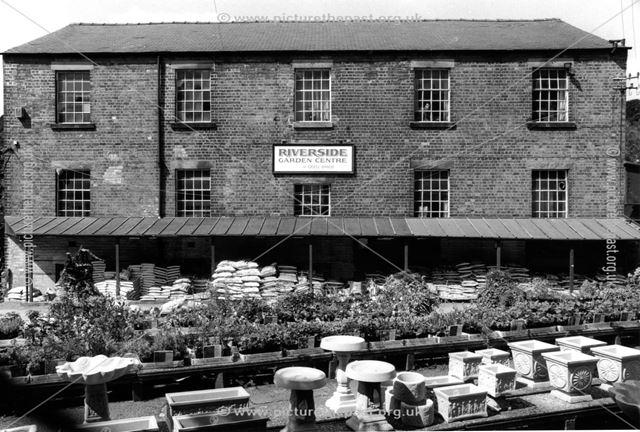 Riverside garden Centre, Makeney