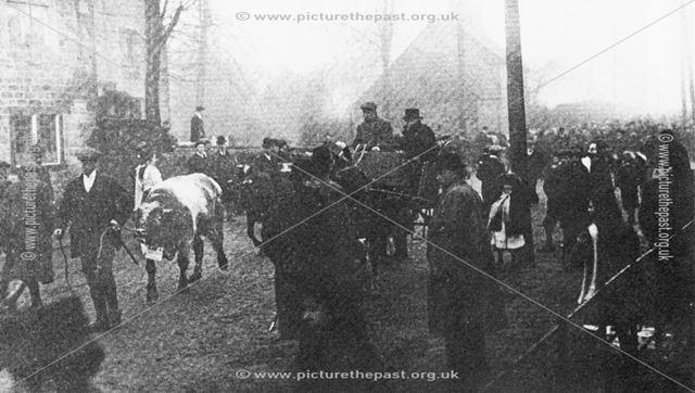 Higham Cattle Fair 1910