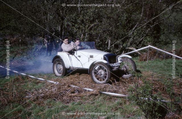Derbyshire Sporting Trial, April 1957