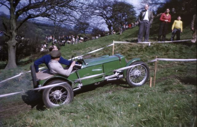 Derbyshire Sporting Trial, April 1957