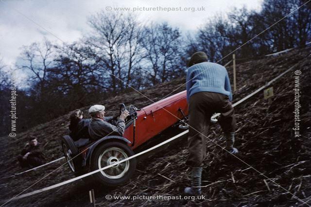 Derbyshire / Peak Trial, April 1959