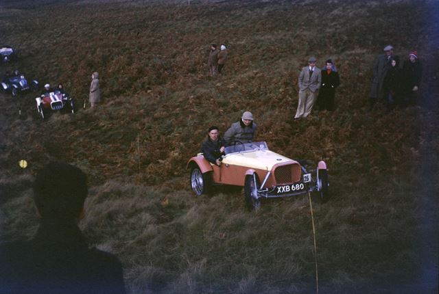 Derbyshire / Peak Trial, April 1959