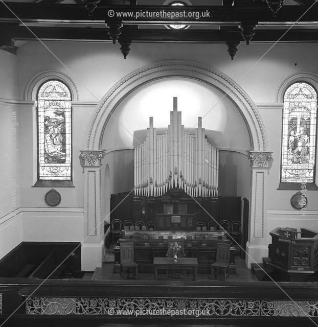 Congregational Church, Ashbourne