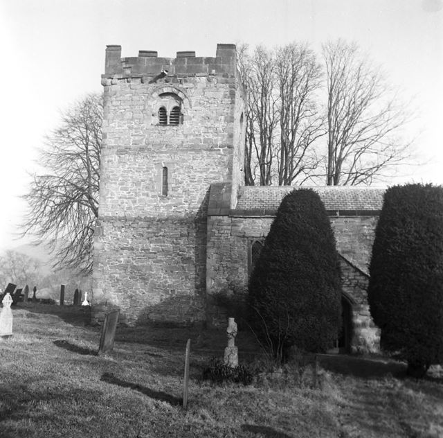 Thorpe Church, 1950s